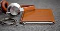 Коричневый кожаный чехол для iPad Air / Air 2 Handwers Hike