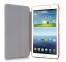 "Коричневый кожаный чехол для Samsung Galaxy Tab 4 8.0"" Hoco Crystal Case"