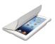 Белый кожаный чехол для iPad 2/3/4 Puro Zeta Cover Case