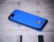 Синий чехол с аккумулятором для iPhone 5с Power Case 3000 mAh