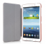 """Черный кожаный чехол для Samsung Galaxy Tab 4 8.0"""" Hoco Crystal Case"""