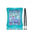 Голубой противоударный чехол-накладка для iPad 2/3/4 Griffin Survivor Play