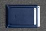 Синий кожаный чехол для iPad Air / Air 2 Handwers Hike