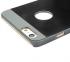 Черно-серебристый алюминиевый чехол для iPhone 6 Moshi iGlaze Armour