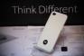 Белый чехол с аккумулятором для iPhone 4/4s 1800 mAh