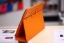 Оранжевый чехол книжка для iPad 2/3/4 Sitifa Case