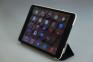Черный чехол-книжка для iPad mini/Retina Baseus Folio Case
