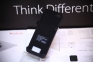 Черный чехол с аккумулятором для iPhone 4/4s 1800 mAh