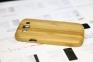 Дизайнерский деревянный чехол для iPhone Samsung Galaxy S3 Original Green Case