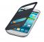 Черный чехол-книжка для Samsung Galaxy S3 mini i8190 S View Cover