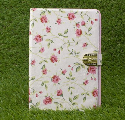 Чехол для iPad Mini Emperor House Blooming Flowers Case -