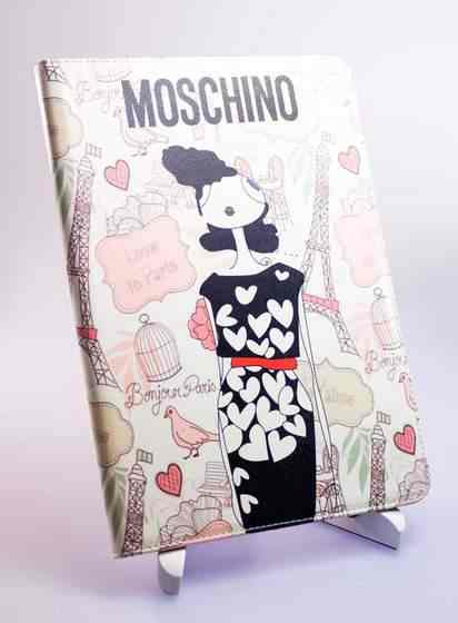 Чехол для iPad Mini/Retina Moschino Paris -
