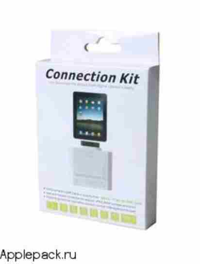 Camera Connection Kit 2in1 для Apple iPad -