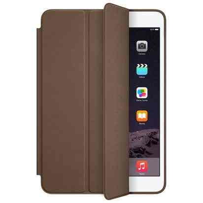 Кожаный чехол Smart Case для iPad mini/Retina MGMN2ZM/A Olive Brown -