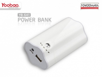 Портативное зарядное устройство Yoobao Power Bank 10400 mAh