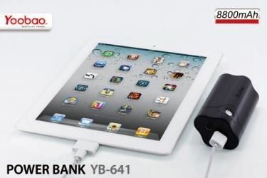 Портативное зарядное устройство Yoobao Power Bank 8800 mAh