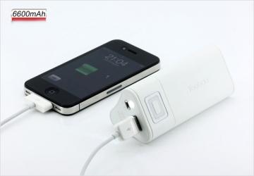 Портативное зарядное устройство Yoobao Power Bank 6600mAh