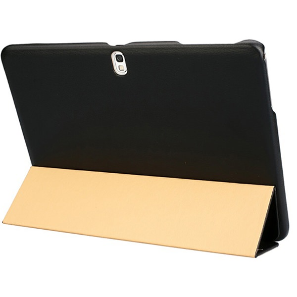 Черный чехол-книжка для Samsung Galaxy Note/Tab Pro 12.2 Jisoncase Executive