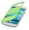 Зеленый чехол-книжка для Samsung Galaxy S3 mini i8190 S View Cover