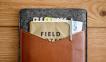 Темно-коричневый кожаный чехол для iPad Mini Handwers Welt