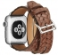 Темно-коричневый ремешок для Apple Watch 38/40 mm Genuine Leather Band