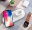 Беспроводная зарядка AirPower для iPhone, Apple Watch, Airpods Hoco CW21