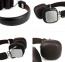 Черные накладные Bluetooth наушники Remax RM-200HB
