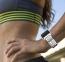 Серебристый металлический ремешок для Apple Watch 38/40 mm Fish Scales