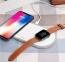 Беспроводная зарядка AirPower для iPhone, Apple Watch Hoco CW20