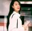 Белые стереонаушники Xiaomi Mi ANC Type-C in-Ear Earphone JZEJ01JY