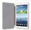 """Красный кожаный чехол для Samsung Galaxy Tab 4 8.0"""" Hoco Crystal Case"""