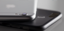 Черная ультратонкая накладка для iPhone 6/6s Momax Membrane Case