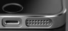 Алюминиевый бампер для iPhone 5/5s Momax Air Frame Grey