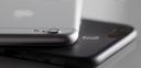 Черная ультратонкая накладка для iPhone 6/6s Plus Momax Membrane Case