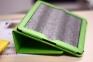 Зеленый чехол книжка для iPad 2/3/4 Sitifa Case