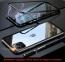 Чехол для iPhone 11 Pro Max Maibake 360 Magnet Glass Case Black