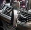 Автомобильный держатель для смартфона в вентиляционную решетку Rock Deluxe Vent Grey