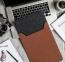 Кожаный чехол для Macbook Air 13 2018 - 2020 Stoneguard 531 Rust