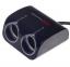 Разветвитель в прикуриватель на 2 гнезда + USB