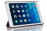 Кожаный чехол-книжка для iPad Air 2 G-Case Slim Premium Brown