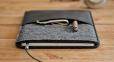 Черный кожаный чехол для iPad Mini Handwers Onefold