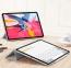 Серый чехол-книжка для iPad Pro 11 ESR Hues Yippee Magnetic Series