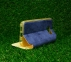 Синий чехол-книжка для Samsung Galaxy S6 Edge Armor Case