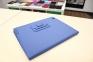 Синий чехол книжка для iPad 2/3/4 Sitifa Case
