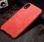 Оранжевый чехол-накладка для iPhone XR X-Level Vintage