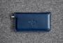Синий кожаный чехол-кошелек для iPhone 5,5 Handwers Ranch