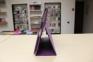 Фиолетовый кожаный чехол книжка для iPad 2/3/4 Sitifa Lively Case