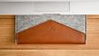 """Коричневый кожаный чехол-конверт для Macbook Pro 13"""" Retina Handwers Welt"""
