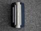 Синий кожаный чехол-кошелек для iPhone 5/5S/SE Handwers Ranch
