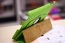 Зеленый вращающийся чехол для iPad 2/3/4 Sitifa 360 Case
